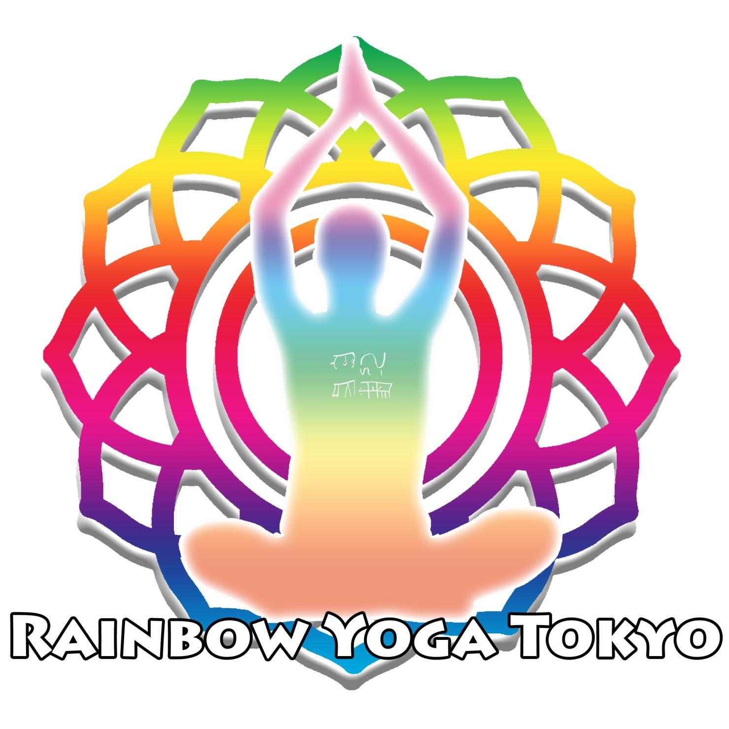 RAINBOW YOGA TOKYO 新橋クラスの画像